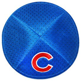Chicago Cubs Official Kippah